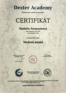 certifikaty-a-odbornosti-marketa-neumannovalecitelka-terapeutkamasazebiorezonancedetoxikacefrekvencni-terapie-benatky-nad-jizerou-medova-masaz