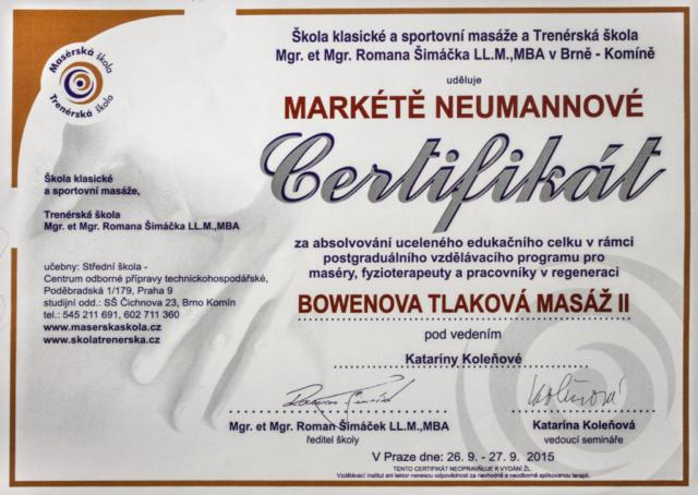 certifikaty-a-odbornosti-marketa-neumannovalecitelka-terapeutkamasazebiorezonancedetoxikacefrekvencni-terapie-benatky-nad-jizeroubowenova-tlakova-masaz